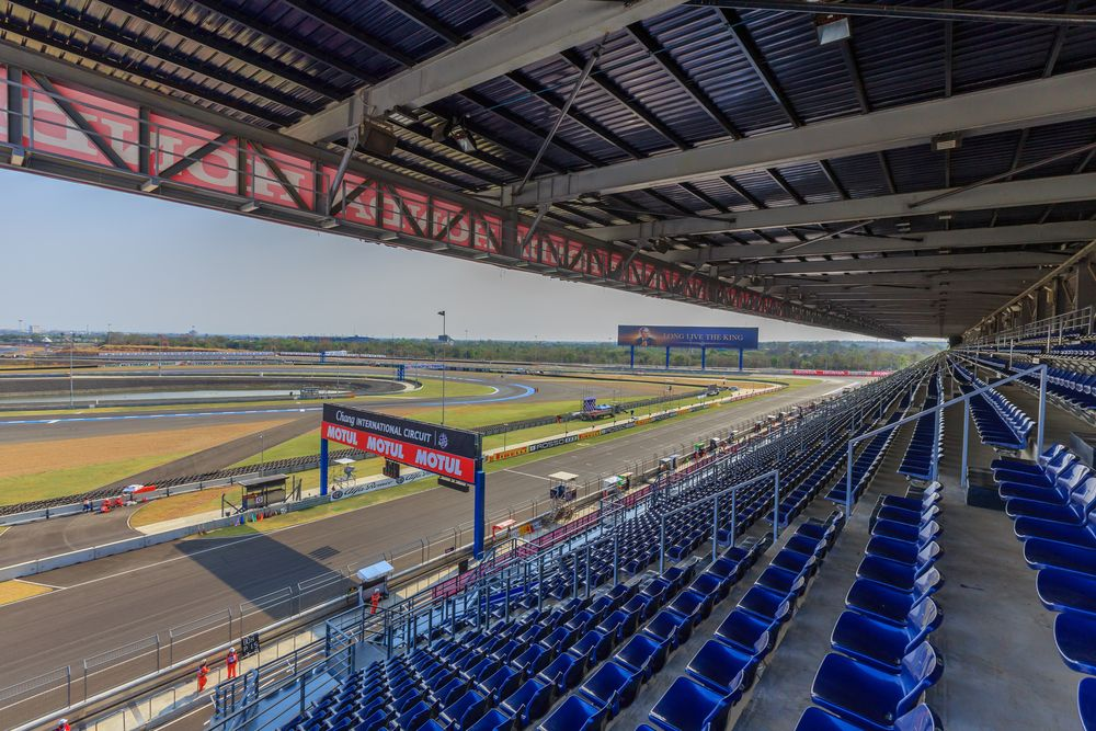 Chang International Circuit, Buriram, Thailand