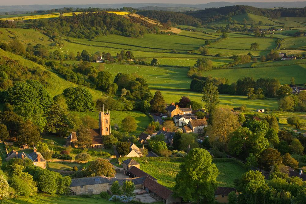 Why we love the UK and the East Midlands