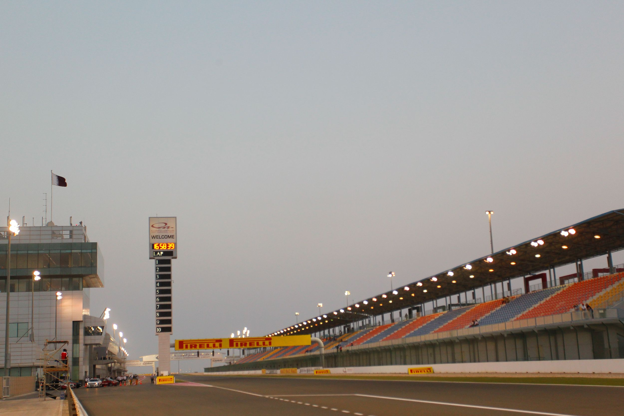 Losail International Circuit, Doha, Qatar