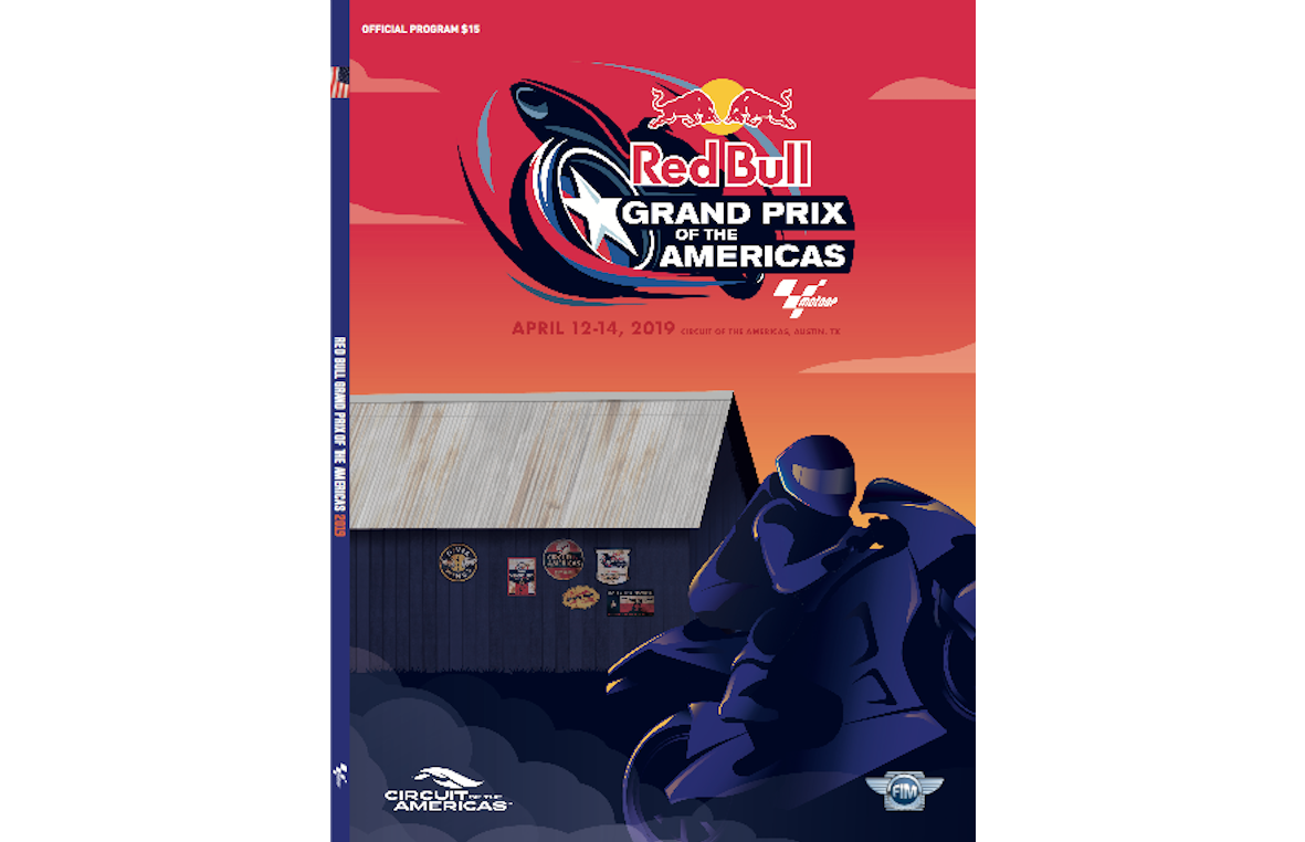 2019 Americas MotoGP - Schedule and classification for the Red Bull