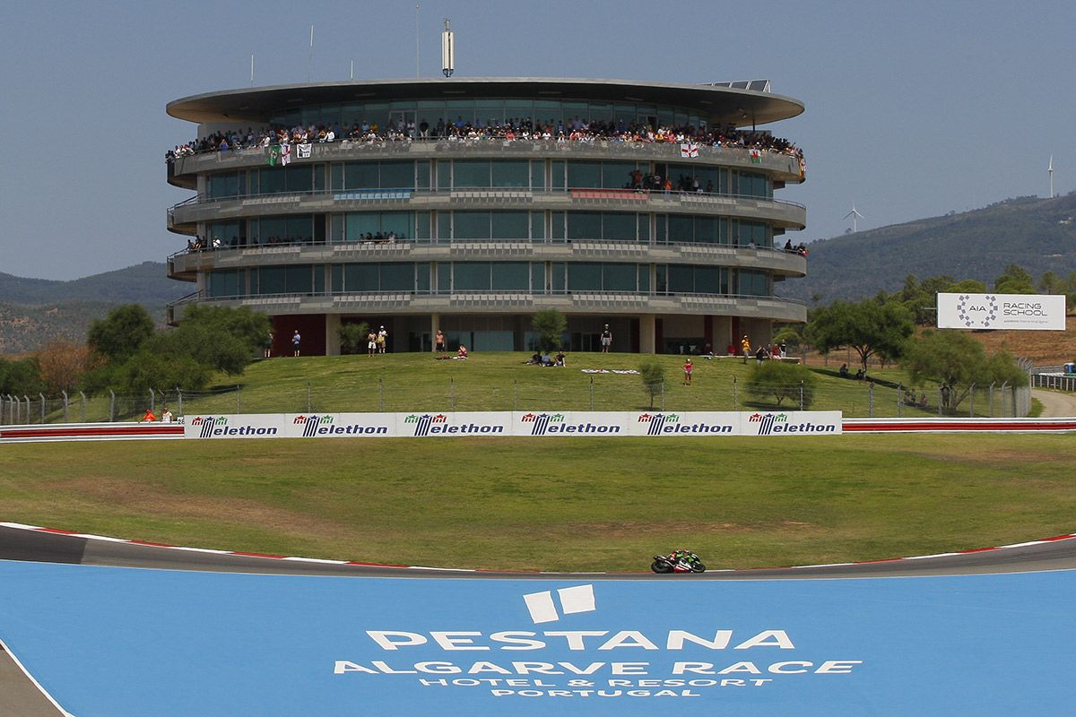 Algarve International Circuit, Portimão, Portugal