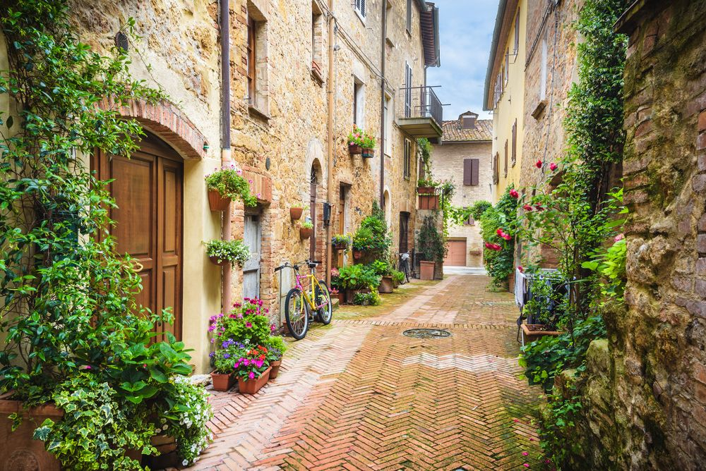 Why we love Italy and Tuscany