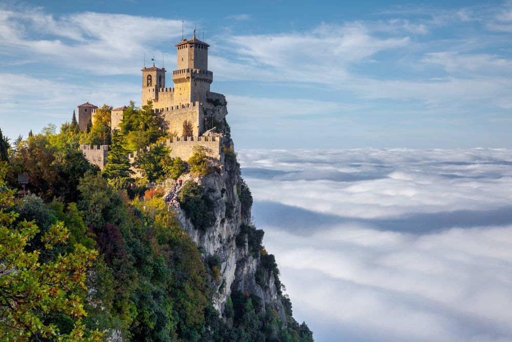 Why we love San Marino and the Riviera Di Rimini