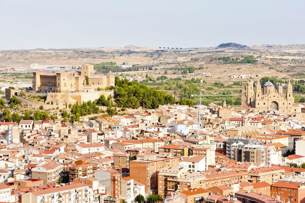 Alcañiz, Aragon