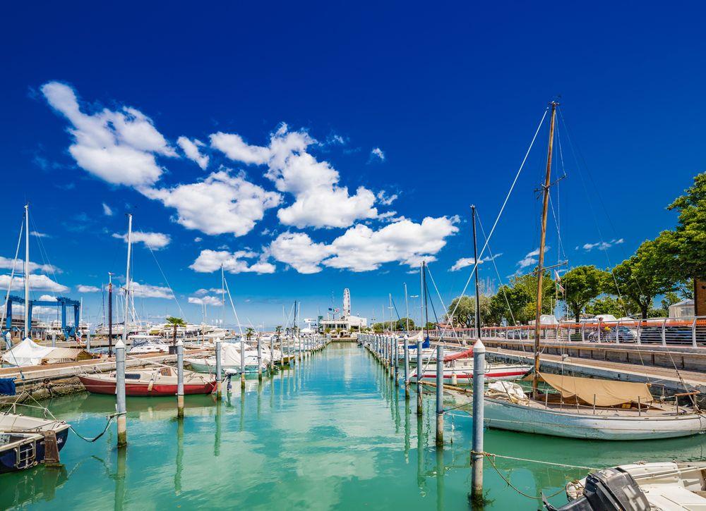 San Marino and Riviera Di Rimini, Italy