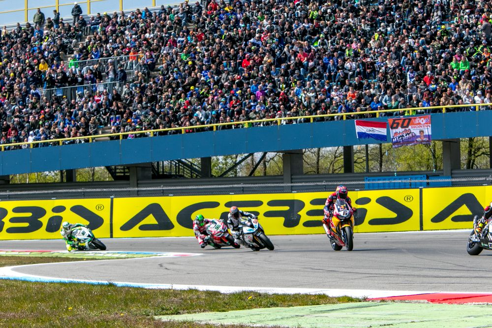 TT Assen Circuit, The Netherlands