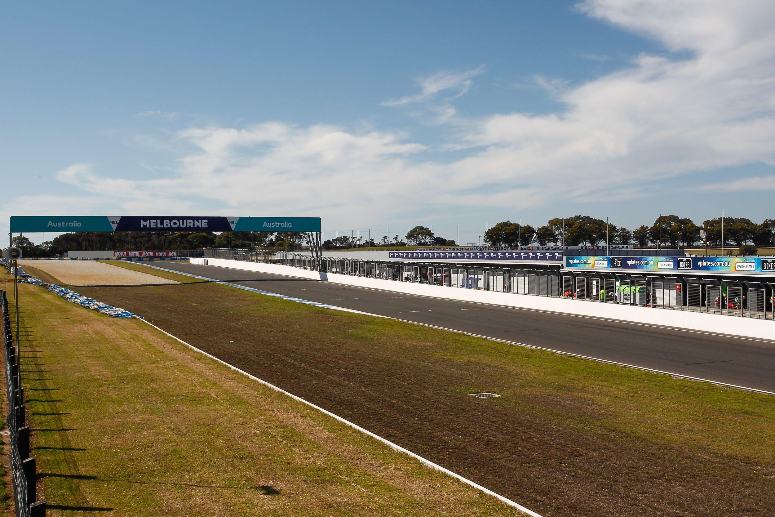 Phillip Island Grand Prix Circuit, Victoria, Australia
