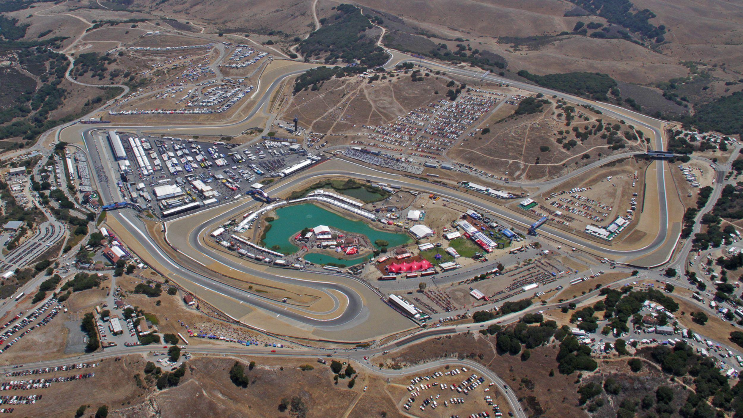 WeatherTech Raceway Laguna Seca, Salinas, California, USA