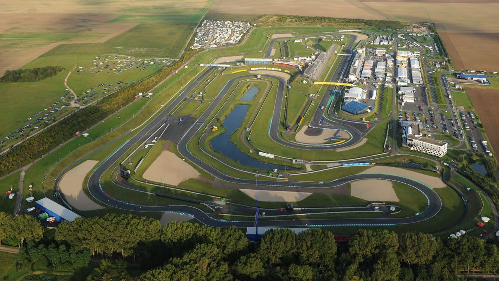Motorsport Arena Oschersleben, Oschersleben , Germany