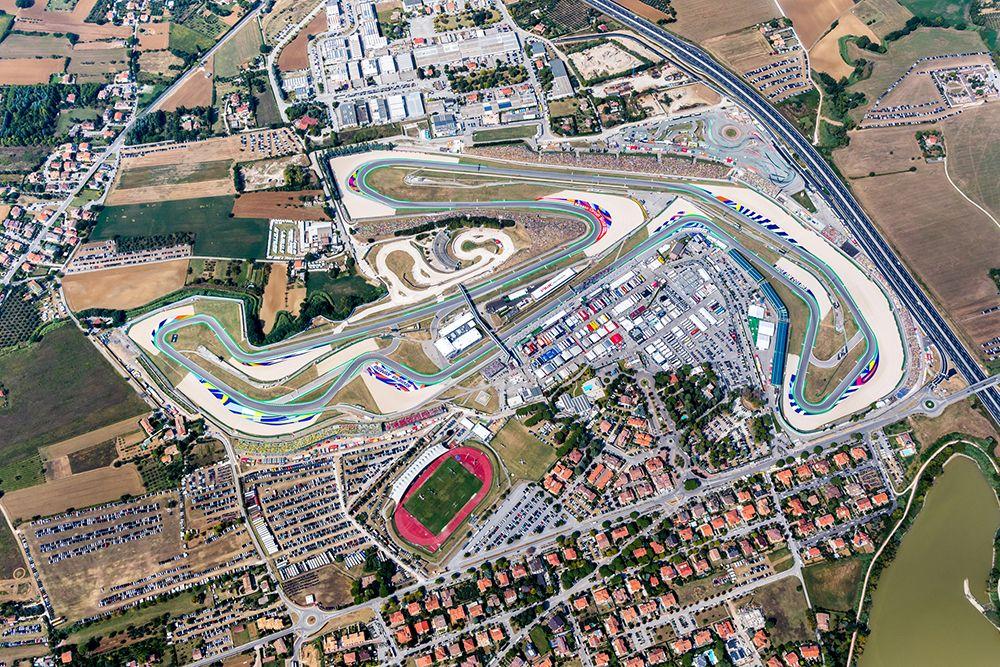 """Misano World Circuit """"Marco Simoncelli"""", Riviera Di Rimini, Italy"""