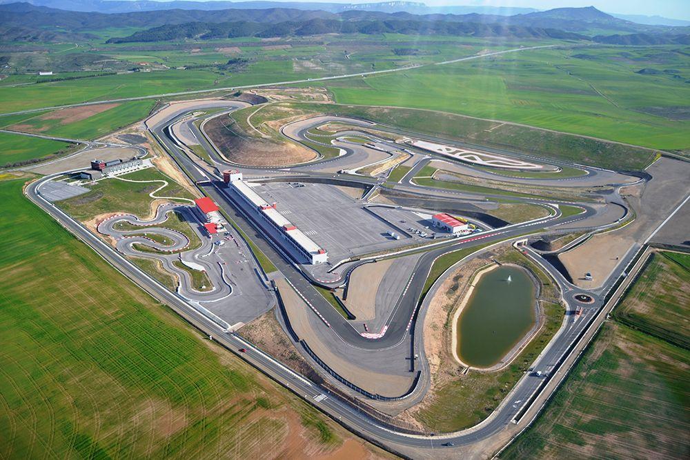 Circuito de Navarra, Navarra, España